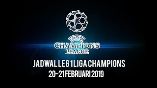 Jadwal Liga Champions 20-21 Februari, Liverpool Vs Bayern Munchen, Atletico Madrid Vs Juventus