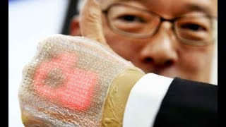 Arab News –  Japan team builds second skin message display | Kholo.pk