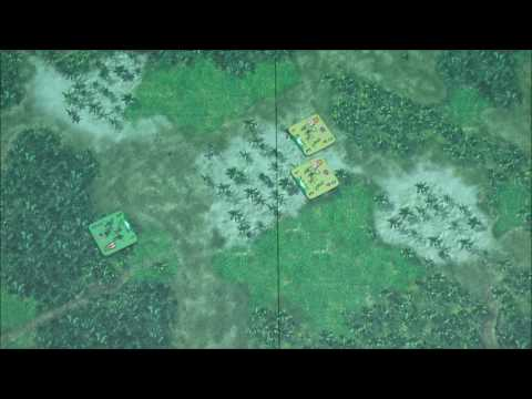 Conflict of Heroes: Guadalcanal Review & Gameplay