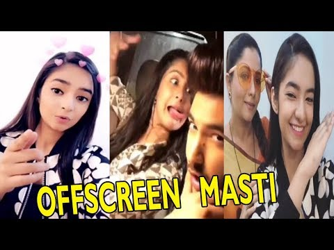 Internet Wala Love Actors New Offscreen Masti | Anushka Sen | Tunisha Sharma | Shivin Narang | Mp3
