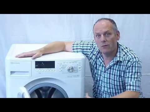 "Whirlpool & Bauknecht washing machines with ""Eco Mode"""