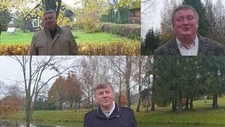 """Nevarėnų kultūros centro Vyrų trio """"Karantino rudenėlis"""" vad. M.Miliauskas"""