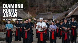 CODE of The SAMURAI : Diamond Route Japan - Fukushima, Tochigi, Ibaraki