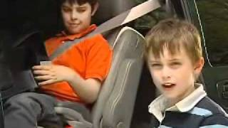 """Child Safety Link - Booster Seat Safety - """"It's Booster Seat Time"""" - May 2010"""