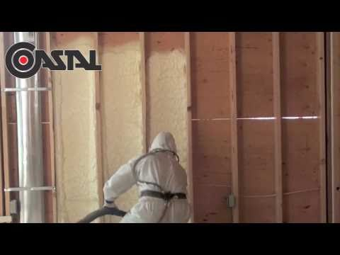 Spray foam insulation is our specialty. Since our Spray Foam Engineers are the best in the region, you get a team who fully understands your new insulation. Coastal Insulation has quickly become the North East's region largest independant insulation contractor, we cover a very large footprint to meet our customer's spray foam needs. Commercial, Industrial, New Construction, and Existing Residential applications!