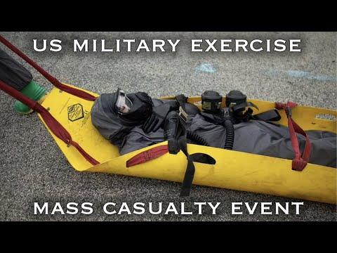 Recept voor een valse vlag: militaire oefeningen voor massale slachtoffers vinden nu plaats