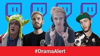 PewDiePie ROASTS FaZe Banks! #DramaAlert Count Dankula VERDICT, Logan Paul VS Twitch, Ninja SALARY