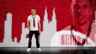 "Video thumbnail of ""HALLELUJA BRINGS feat. Lukas Podolski (Offizielles VIDEO)"""