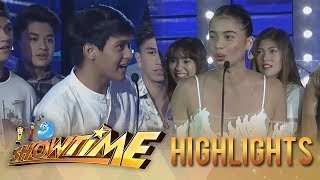 It's Showtime PUROKatatawanan: Anne outwits Hashtag Paulo with her joke