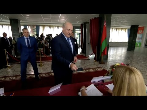 Belarus opposition: step down Lukashenko