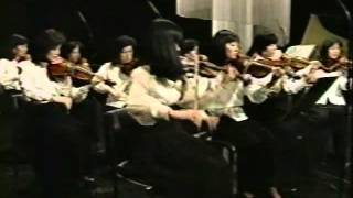 バイオリン協奏曲第2番ホ長調から第3楽章千住真理子UPG‐0212