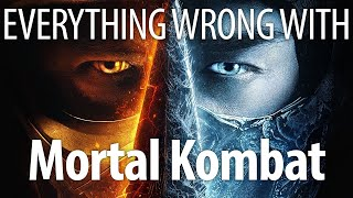 Everything Wrong With Mortal Kombat In 27 Minutes Or Less