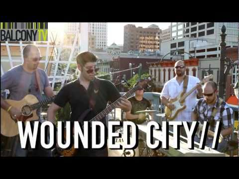 WOUNDED CITY - MEGALOMANIACS