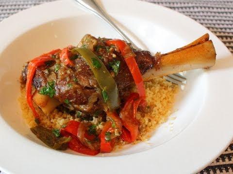 Lamb Caldero Recipe – Lamb Shanks Braised in Latin Dutch Oven