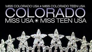 Alexis Glover Miss Colorado Teen USA 2017 Crowning