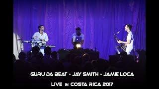 FAUL & Wad Ad vs Pnau - Changes Live dj set incl saxophone & percussion - Costa Rica Guru Da Beat