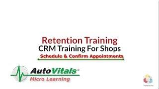 03 Retention Training