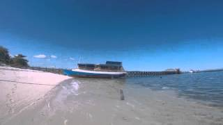 2015-07-07 Snorkelling, Angel island, off Labuan Bajo