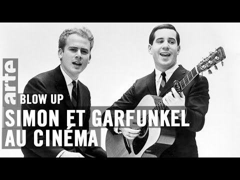 Simon et Garfunkel au cinéma - Blow Up - ARTE