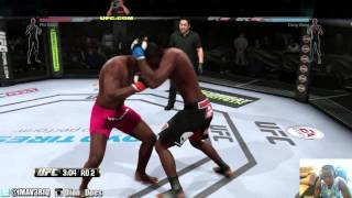 UFC - UFC Career Mode Ep.19 - THE REMATCH - UFC Fights 2014