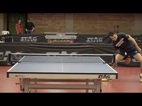Das Ping Pong-Genie