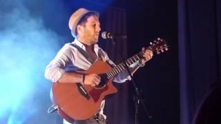 Matt Cardle - It's All Just Talk - Lytham Live! - North Pier Theatre - Blackpool - 22.8.14