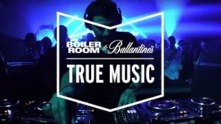 Shlomi Aber b2b Boddika - Live @ Boiler Room & Ballantine's True Music Spain 2017