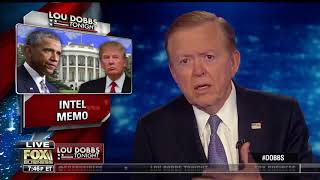 01 30 18 Lou Dobbs Corrects Previous Statement on Rep. Collins's Position on the FISA Memo