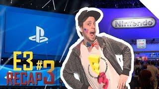 E3 Re-cap #3: Nintendo & Sony