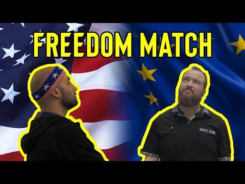 NA vs. EU - The FREEDOM MATCH - IEM Chicago 2019