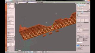 Blender: Creating a Grungy Brick Wall in Blender