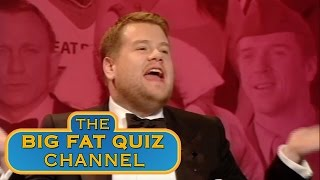 The Best Of James Corden   Big Fat Quiz