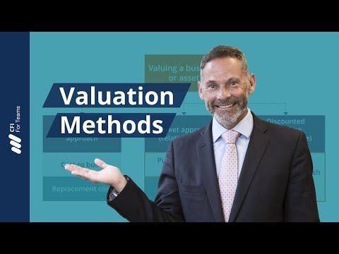 Valuation Methods