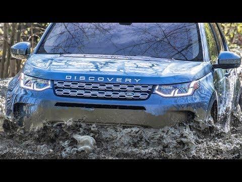 Land Rover Discovery Sport Внедорожник класса J - тест-драйв 2
