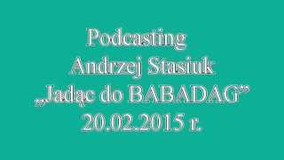 preview picture of video 'Podcasting #2 - Andrzej Stasiuk'