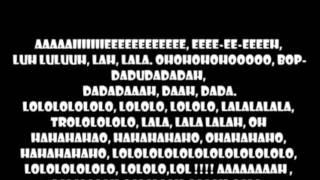 Trololololololololololo Song [DE-XD-HD] + Lyrics