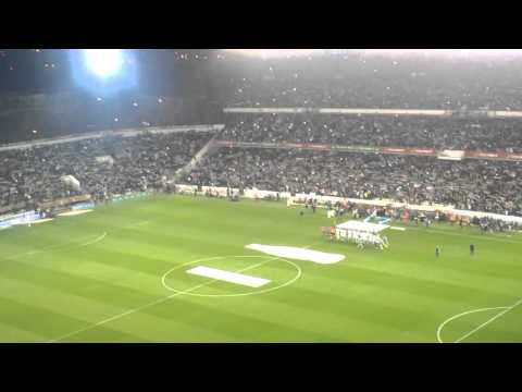 Real Betis Sevilla VS. Real Madrid (Betis' club song)