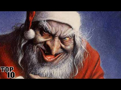 Top 10 Christmas Traditions With Dark Origins
