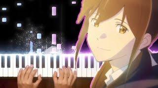 sumika - himitsu (movie ver.) Kimi no Suizou wo Tabetai OST (Piano)