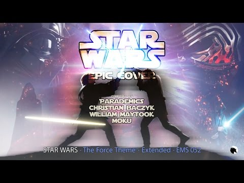 Star Wars: The Force Theme - Epic Cover 2017 - Extended - Epic Music Stars 053