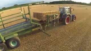 Straw Harvest