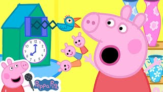 Finger Family Peppa Pig  | Peppa Pig Songs | Peppa Pig Nursery Rhymes & Kids Songs