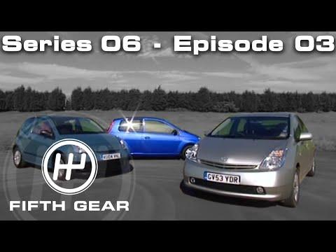 Fifth Gear: Series 6 – Episode 3