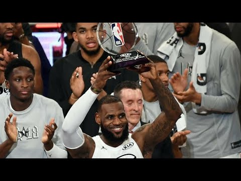 2018 NBA All-Star Game Full Highlights