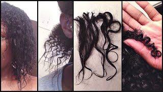 My 15 Month Heat Damage Transition Journey | Dec. 2012 - March 2014 | Natural Hair - ParisIn85