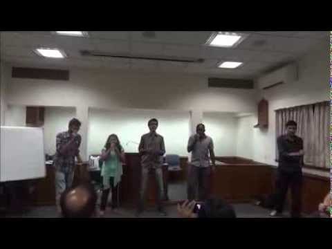 Evens'Odd - Save the World/Don't you worry Child(PTX) Cover Live