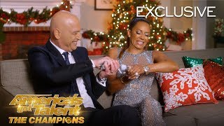 Celebrate The Holidays With The AGT Judges! - America's Got Talent 2018