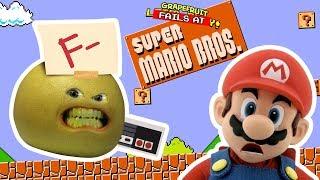 Grapefruit FAILS - SUPER MARIO BROS (Classic)