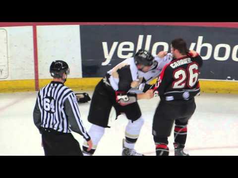 Alexandre Carrier vs. Todd Orlando