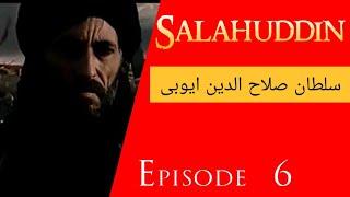 Sultan Salahuddin Ayubi in Urdu: Episode 6